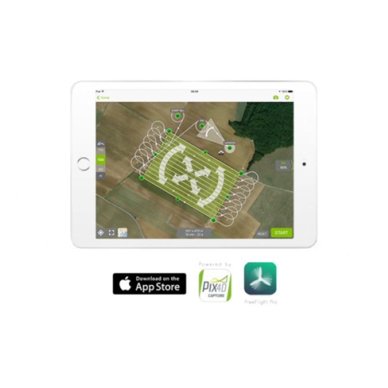 Parrot Bluegrass Drone