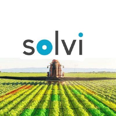 Solvi NDVI Data Processing